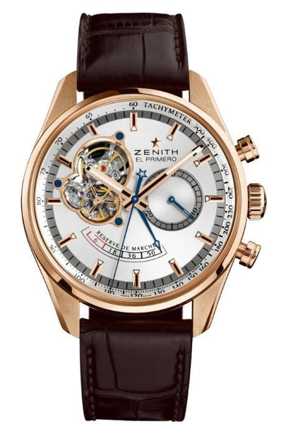El Primero Chronomaster Open Automatic Gent's Rose Gold Watch