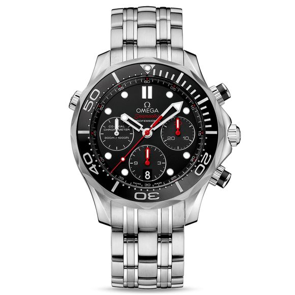 Omega Seamaster Diver 300M Chronograph 41.5mm