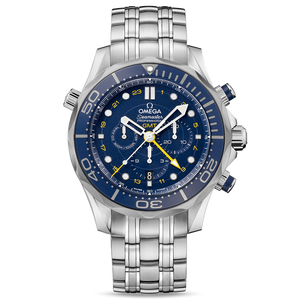 Seamaster Diver 300M Chronograph GMT 44mm