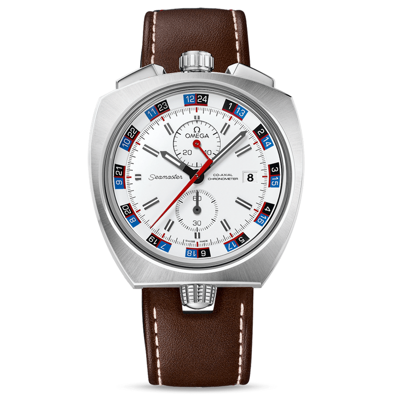Omega Seamaster Bullhead Chronograph Limited Edition 43mm