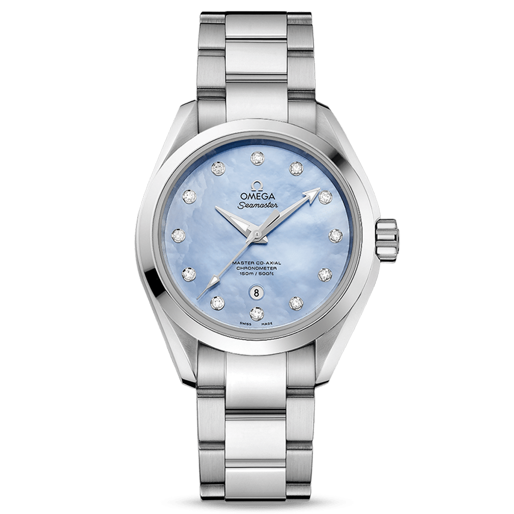 Seamaster Aqua Terra Ladies 34mm