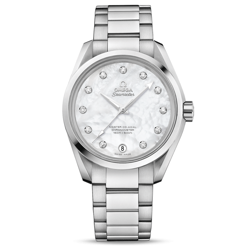 Omega Seamaster Aqua Terra Ladies 38.5mm