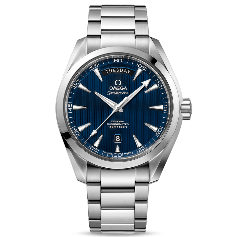 Seamaster Aqua Terra 150M Co-Axial Day-Date 41.5 mm