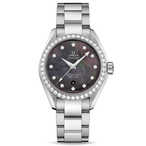 Omega Seamaster Aqua Terra Ladies 34mm