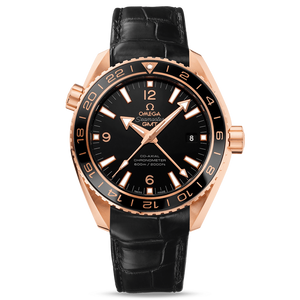 Seamaster Planet Ocean 600M GMT 43.5mm