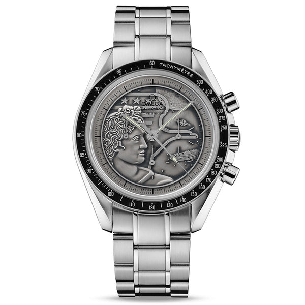 Omega Speedmaster Apollo XVII Moonwatch Anniversary Limited Edition 42mm