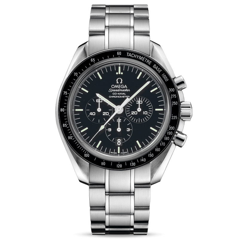 Omega Speedmaster Moonwatch Co-Axial Chronograph 44mm