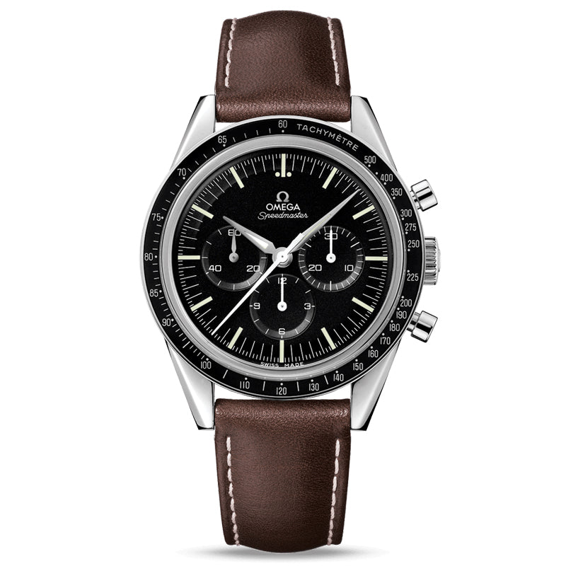 First Omega in Space Moonwatch Chronograph 39mm