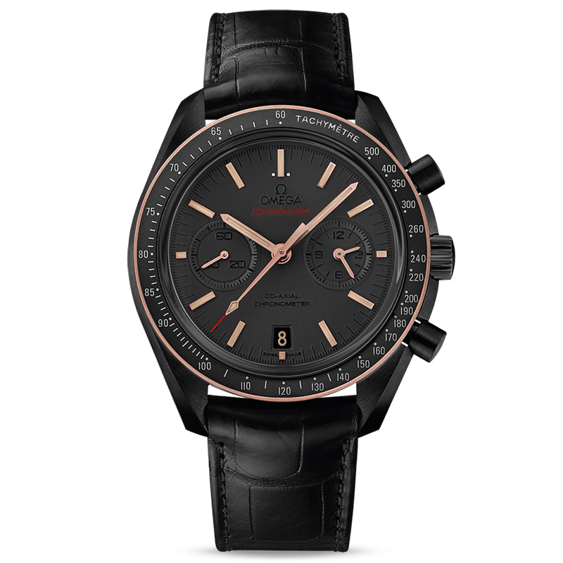 Omega Speedmaster Sedna Black Moonwatch 44mm