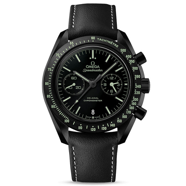 Omega Speedmaster Pitch Black Moonwatch 44mm