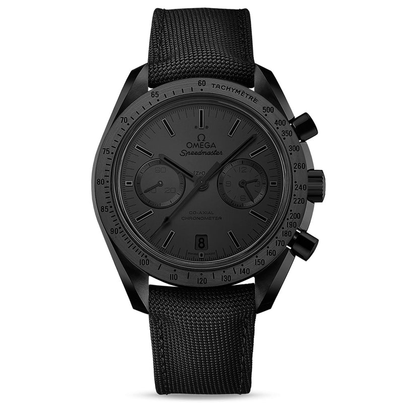 Omega Speedmaster Full Black Moonwatch 44mm