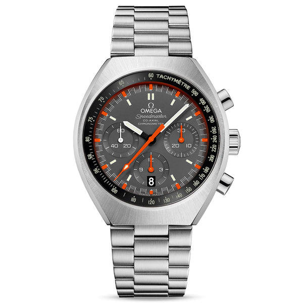 Omega Speedmaster Mark II Co-Axial Chronograph 42.4 x 46.2mm