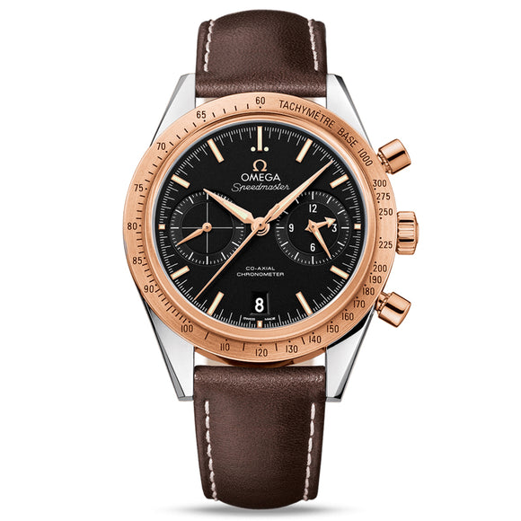 Omega Speedmaster '57 Omega Co-Axial Chronograph 41.5mm