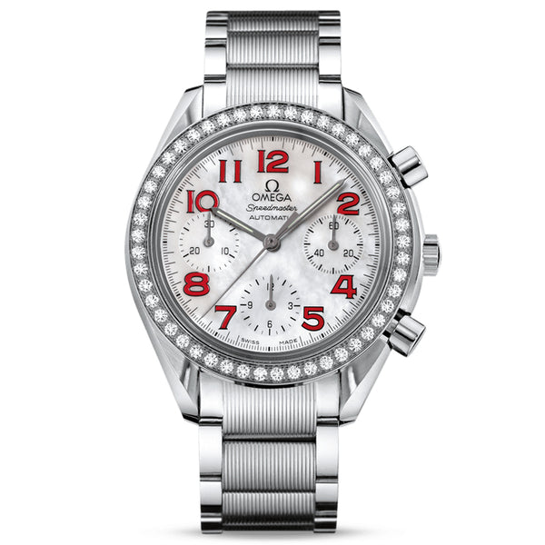Omega Speedmaster Ladies Automatic Chronograph 35.5mm
