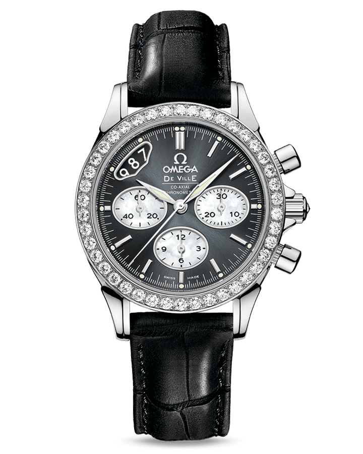 Omega De Ville Co-Axial Chronograph 35 mm