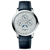 Patrimony Perpetual Calendar - Collection Excellence Platine