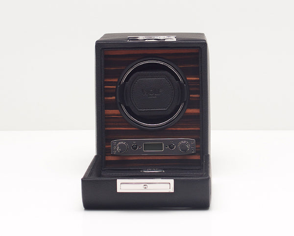 Wolf Roadster Single Watch Winder