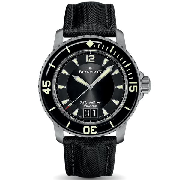 Fifty Fathoms Grande Date 45mm