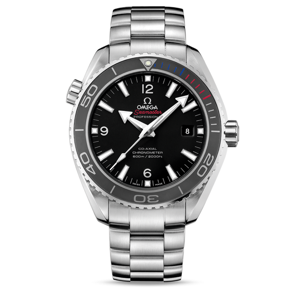 Omega Seamaster Olympic Collection Sochi 2014 Planet Ocean 45.5mm