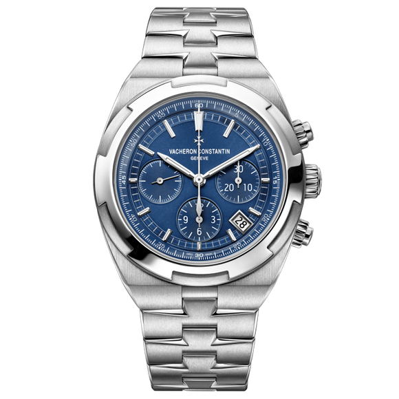Vacheron Constantin Overseas Chronograph with Interchangeable Straps