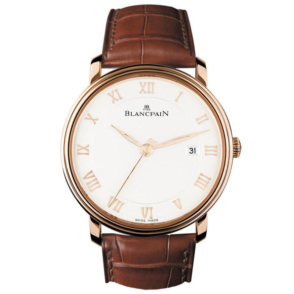 Villeret Ultra-Slim Seconds