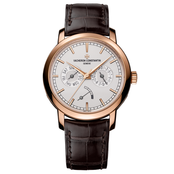 Vacheron Constantin Traditionnelle Day Date and Power Reserve