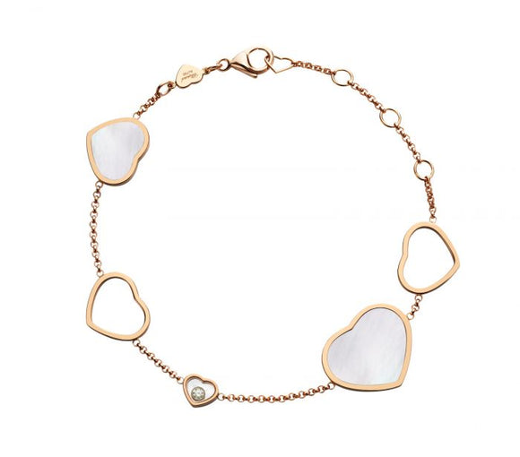 Chopard Happy Hearts Bracelet