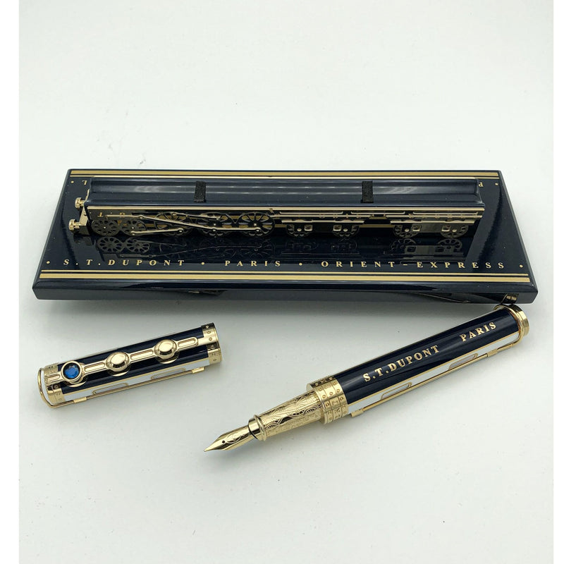 S.T. Dupont Orient Express Prestige Fountain Pen Kit - C41003N