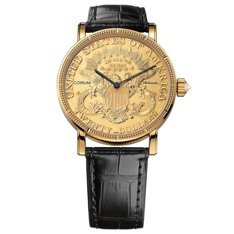 Heritage Coin Watch