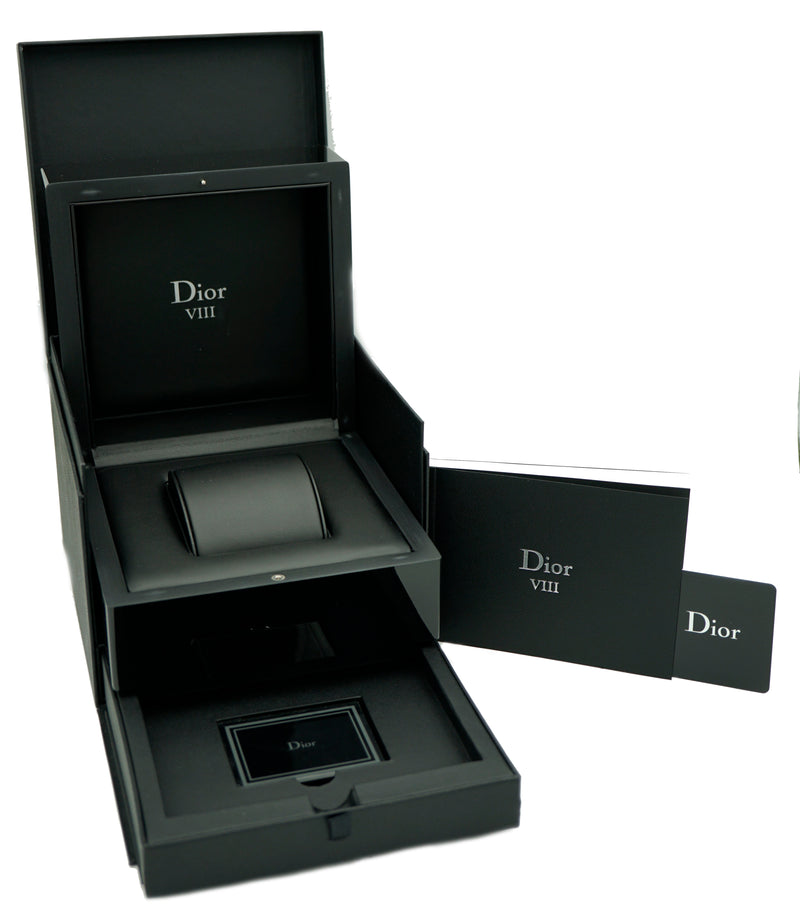 Dior VIII 38mm Automatic CD1245E7C001