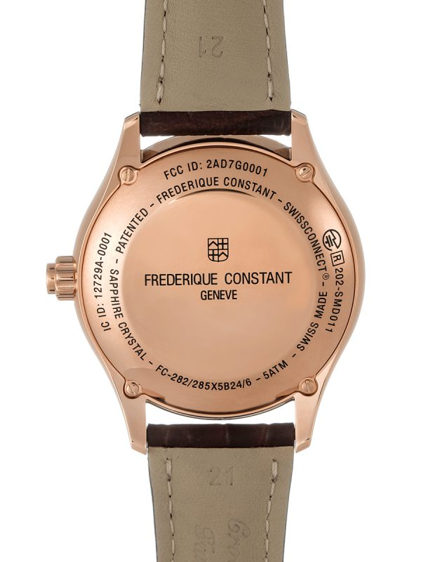 Frederique Constant Horological Smartwatch FC-285V5B4 sale