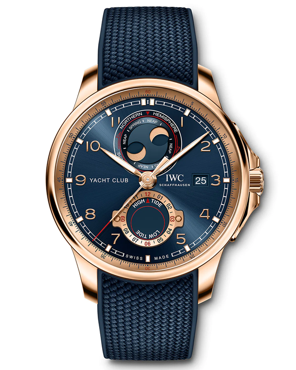 Portugieser Yacht Club Moon & Tide
