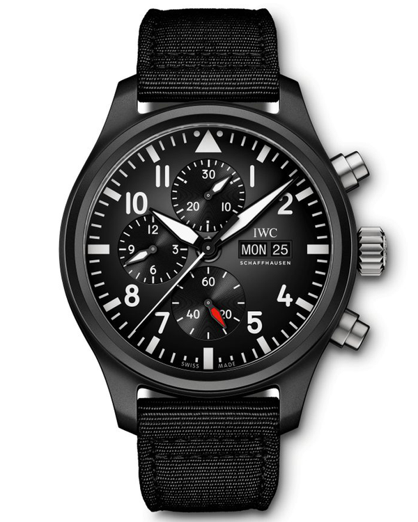 Pilot's Watch Chronograph Top Gun Ceramic