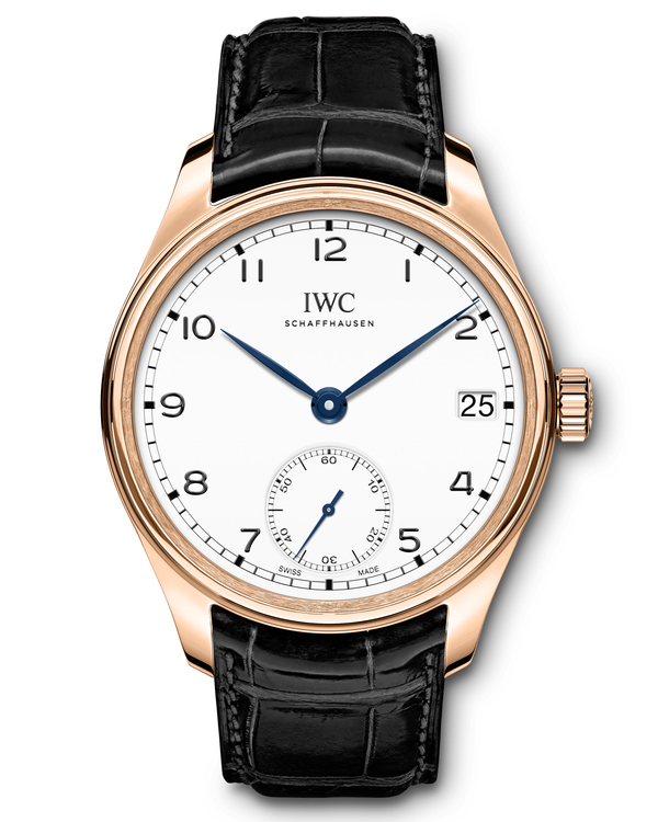 "Portugieser Hand-Wound Eight Days Edition ""150 Years"""