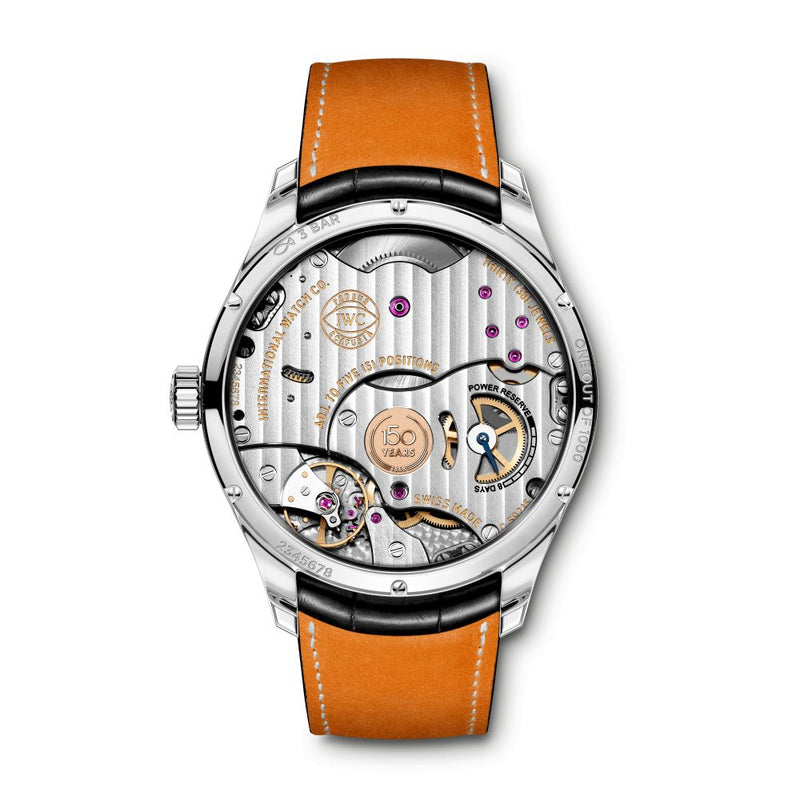 "Portugieser Hand-Wound Eight Days Edition ""150 Years"" Jubilee Collection"