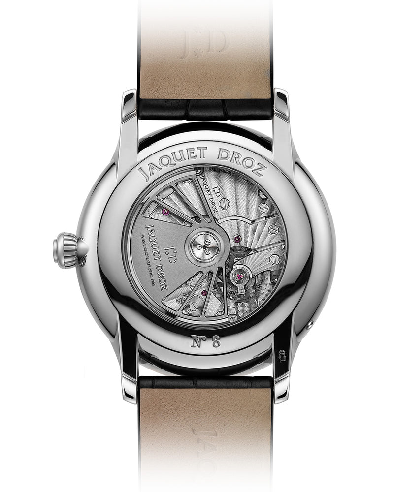 Grande Second Moon Silver 43mm