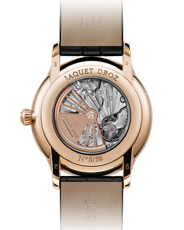 Grande Seconde Deadbeat 43mm Limited Edition
