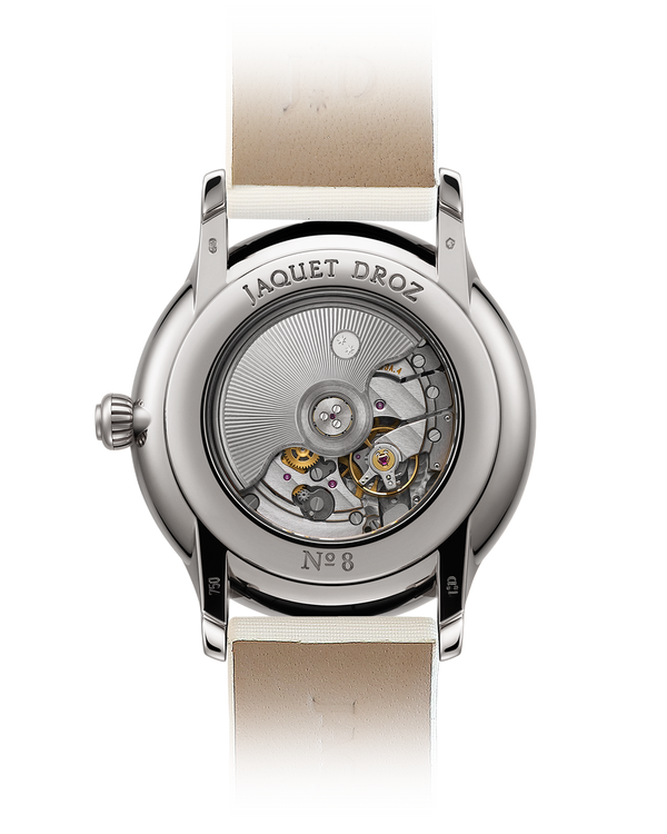 Grande Seconde Circled 39mm Limited Edition