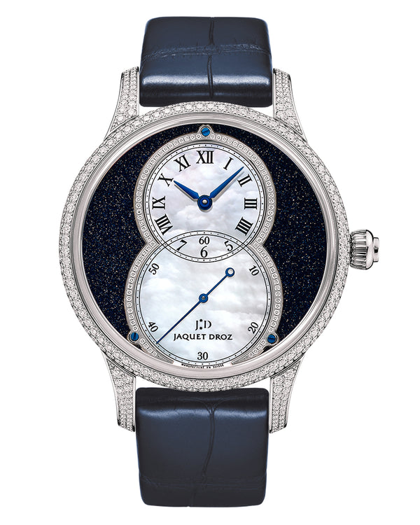 Grande Second Aventurine Diamond 39mm