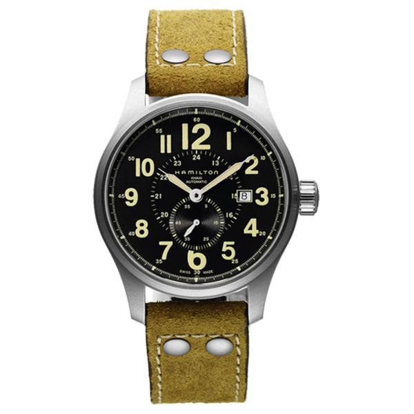 Khaki Field Officer Auto