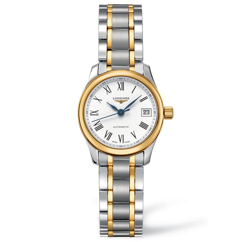 Master Collection 25mm Stainless Steel/Gold 18K