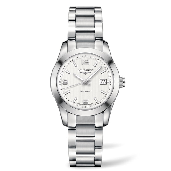 Longines Conquest Classic 29mm Stainless Steel