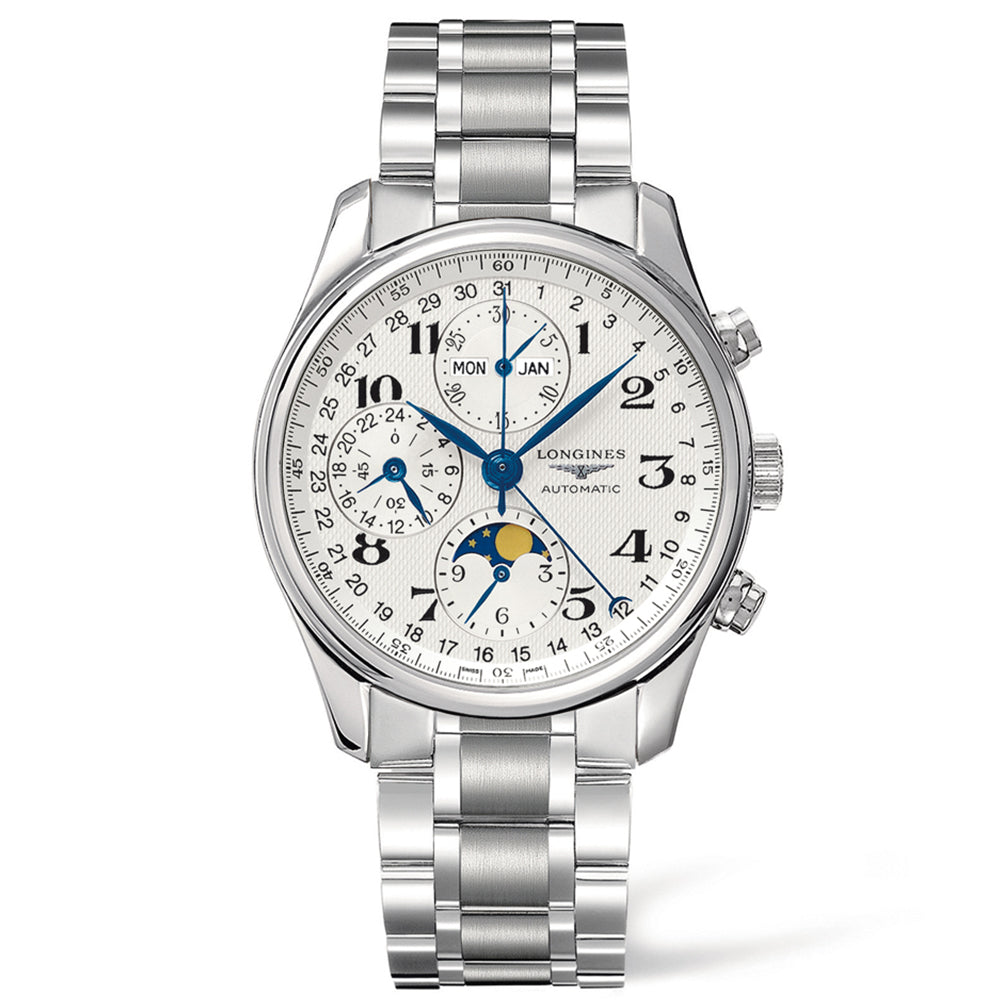 The Longines Master Collection 40mm Stainless Steel
