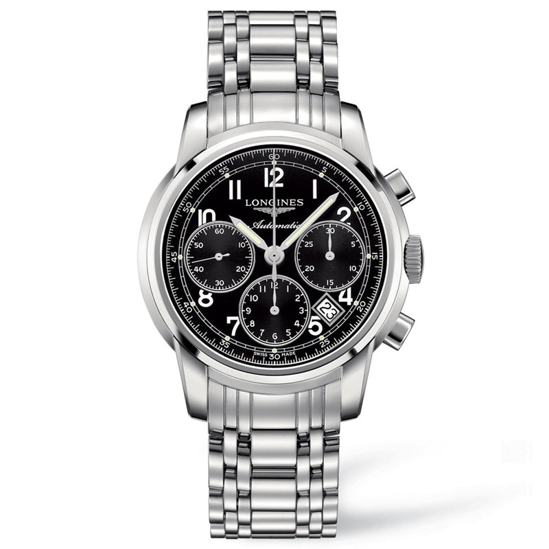 Longines Saint-Imier Collection 41mm Stainless Steel