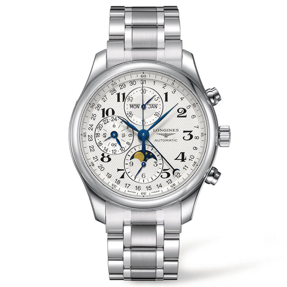 The Longines Master Collection 42mm Stainless Steel