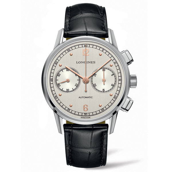 Heritage Chronograph 1940 41mm Stainless Steel