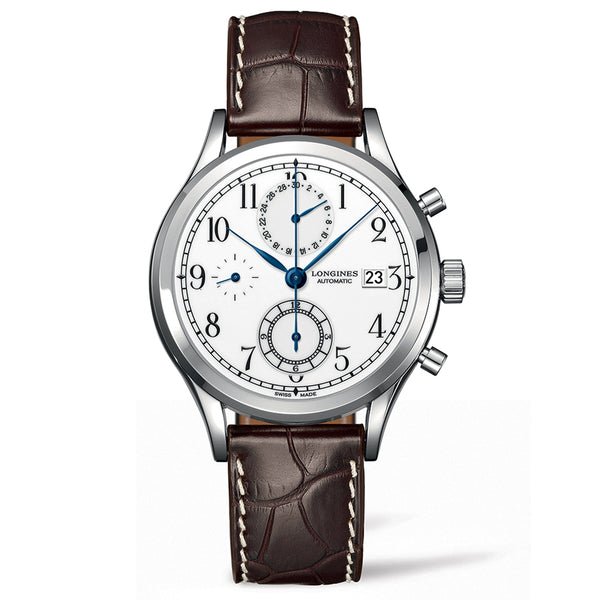 Heritage Classic Chrono 41mm Stainless Steel