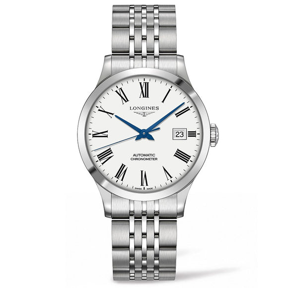 Longines Record 38mm Automatic Chronometer