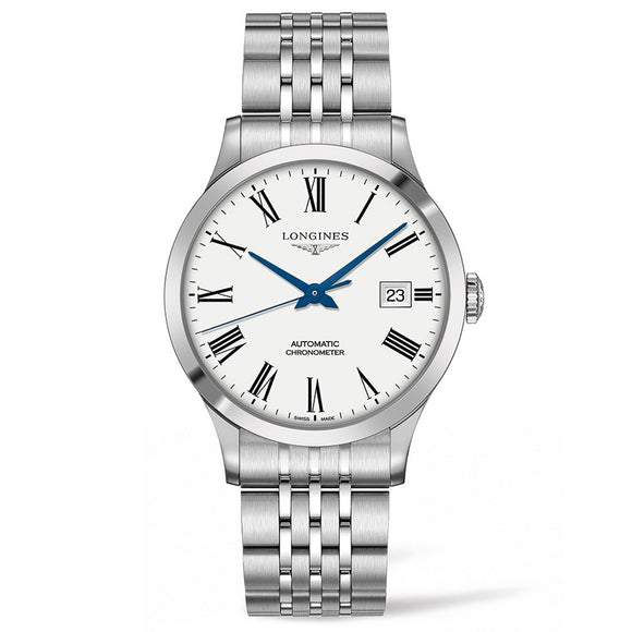 Longines Record 40mm Automatic Chronometer