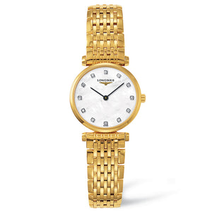Longines La Grande Classique de Longines 24mm PVD with Diamonds